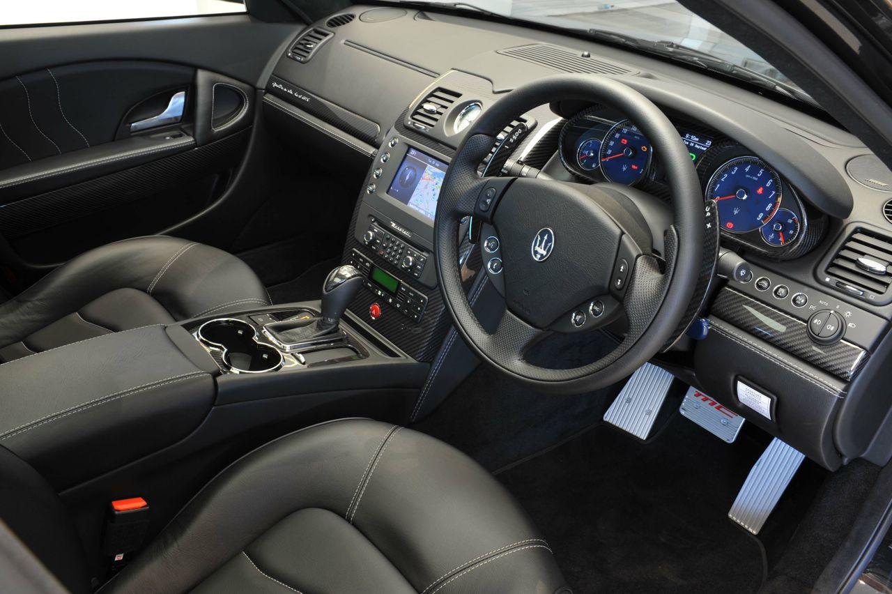 2012 Maserati Quattroporte Gt S Update Gets Power Boost