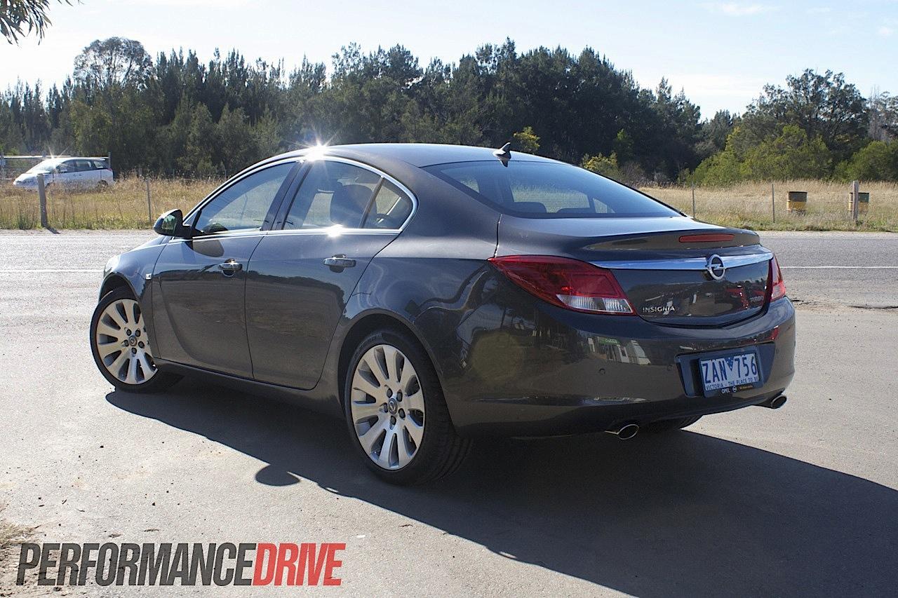 2012 Opel Insignia Review Australian Launch