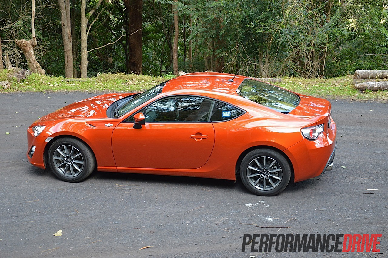 2012 Toyota 86 Gt Review Video Performancedrive