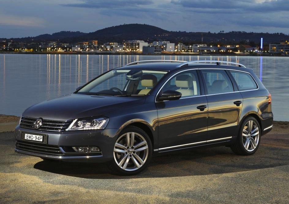 2013 Volkswagen Passat Lineup Now With Sat Nav As Standard