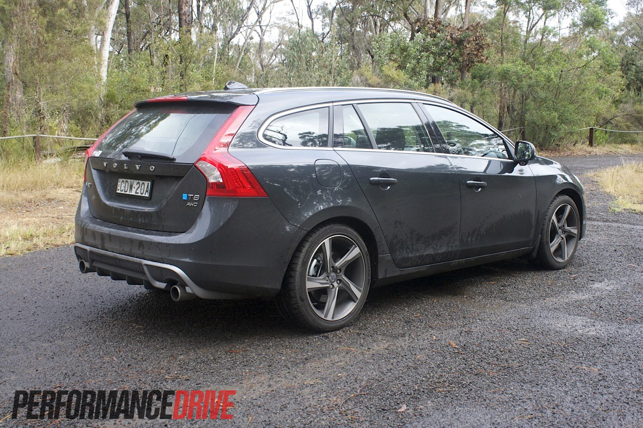 2012 Volvo V60 T6 R-Design Polestar review - PerformanceDrive