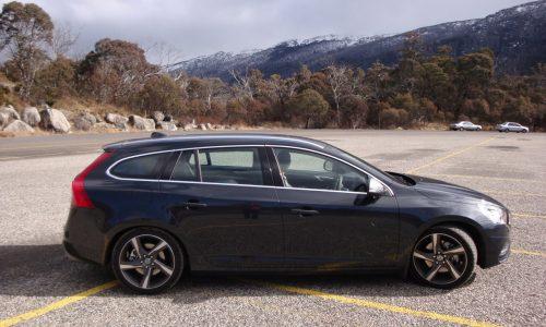 2012 Volvo V60 T6 R-Design Polestar review