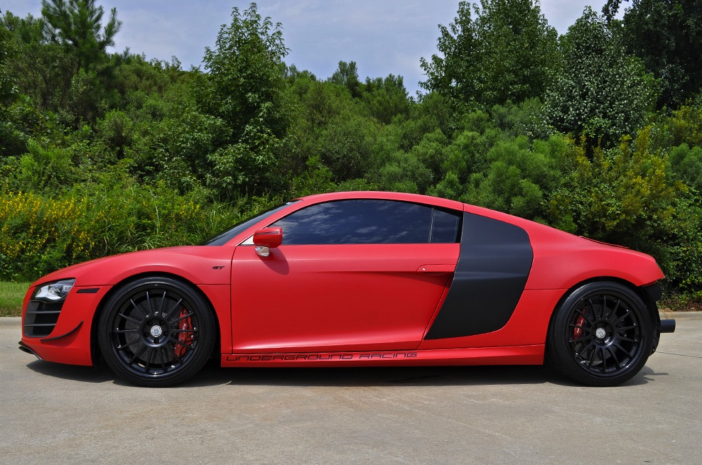 Audi R8 For Sale >> Underground Racing Audi R8 GT V10 twin-turbo with 821kW ...