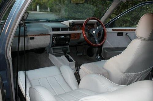 For Sale: Genuine 1987 Holden VL Commodore HDT Director