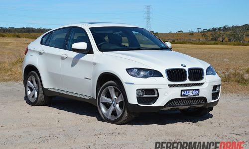 2012 BMW X6 xDrive30d review (video)