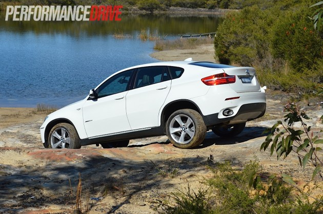 2012 Bmw X6 Xdrive30d Review Video Performancedrive