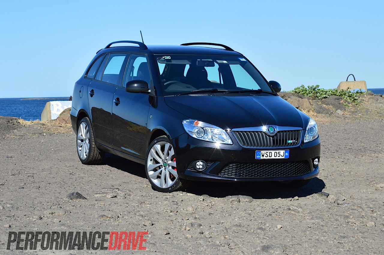 Extended Auto Warranty >> 2012 Skoda Fabia RS Wagon review (video) - PerformanceDrive
