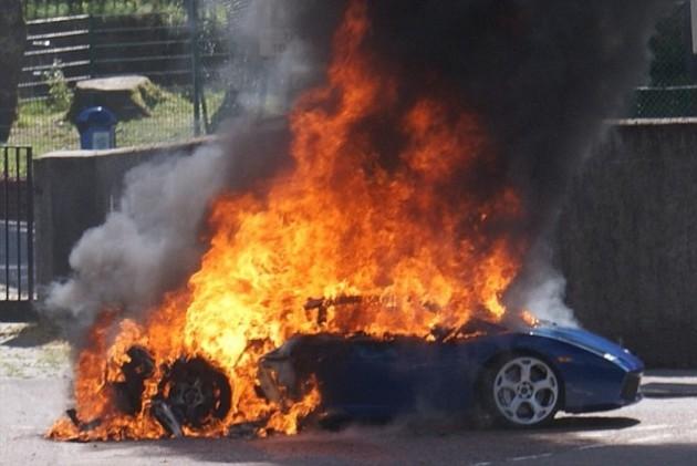 2004 2006 Lamborghini Gallardo Recall Due To Fire Risk