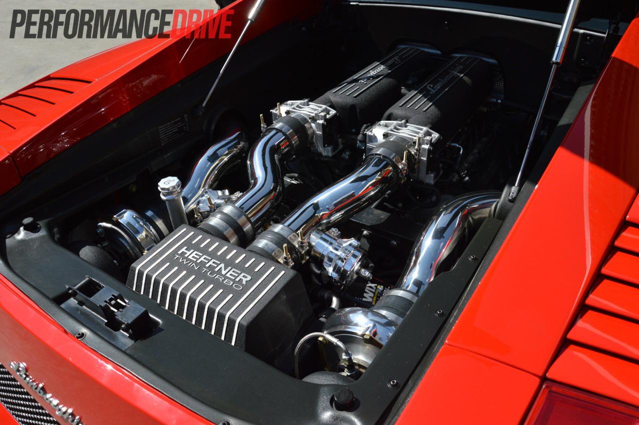 Ramspeed Lamborghini Gallardo Lp 840 4 With Heffner Twin