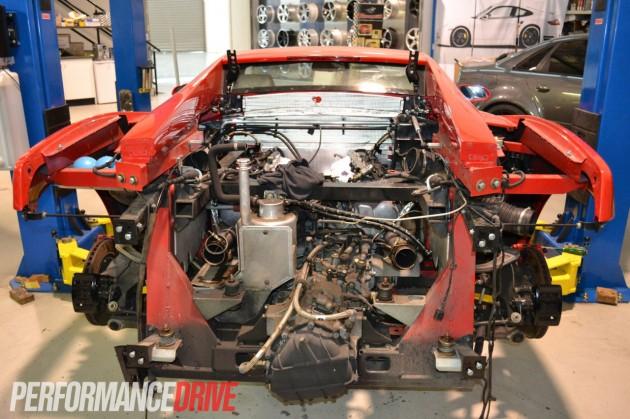 Ramspeed Lamborghini Gallardo Lp 840 4 With Heffner Twin Turbo