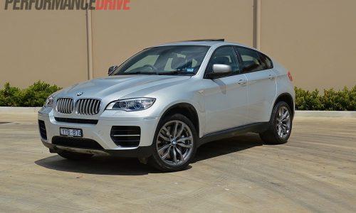 2012 BMW X6 M50d review (video)