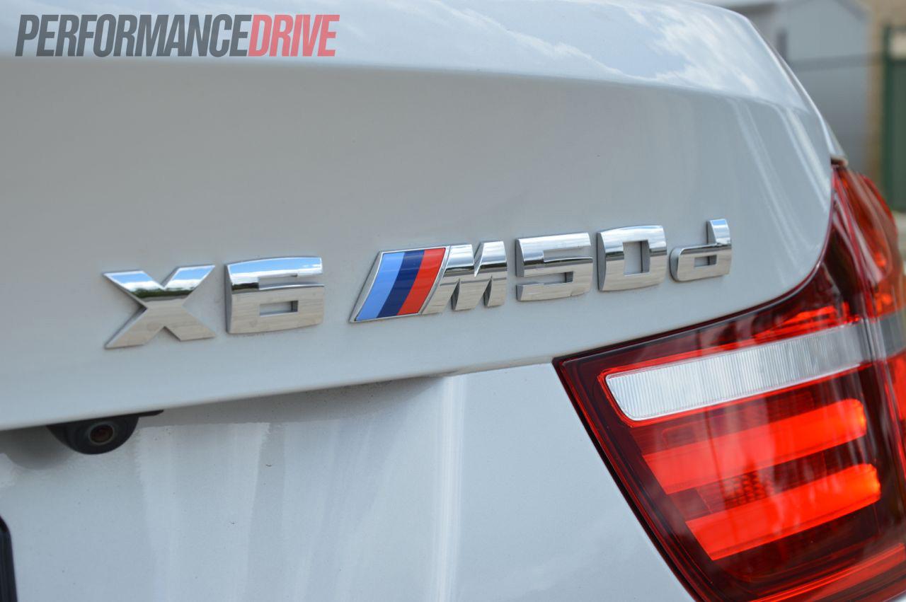 2012 Bmw X6 M50d Review Video Performancedrive