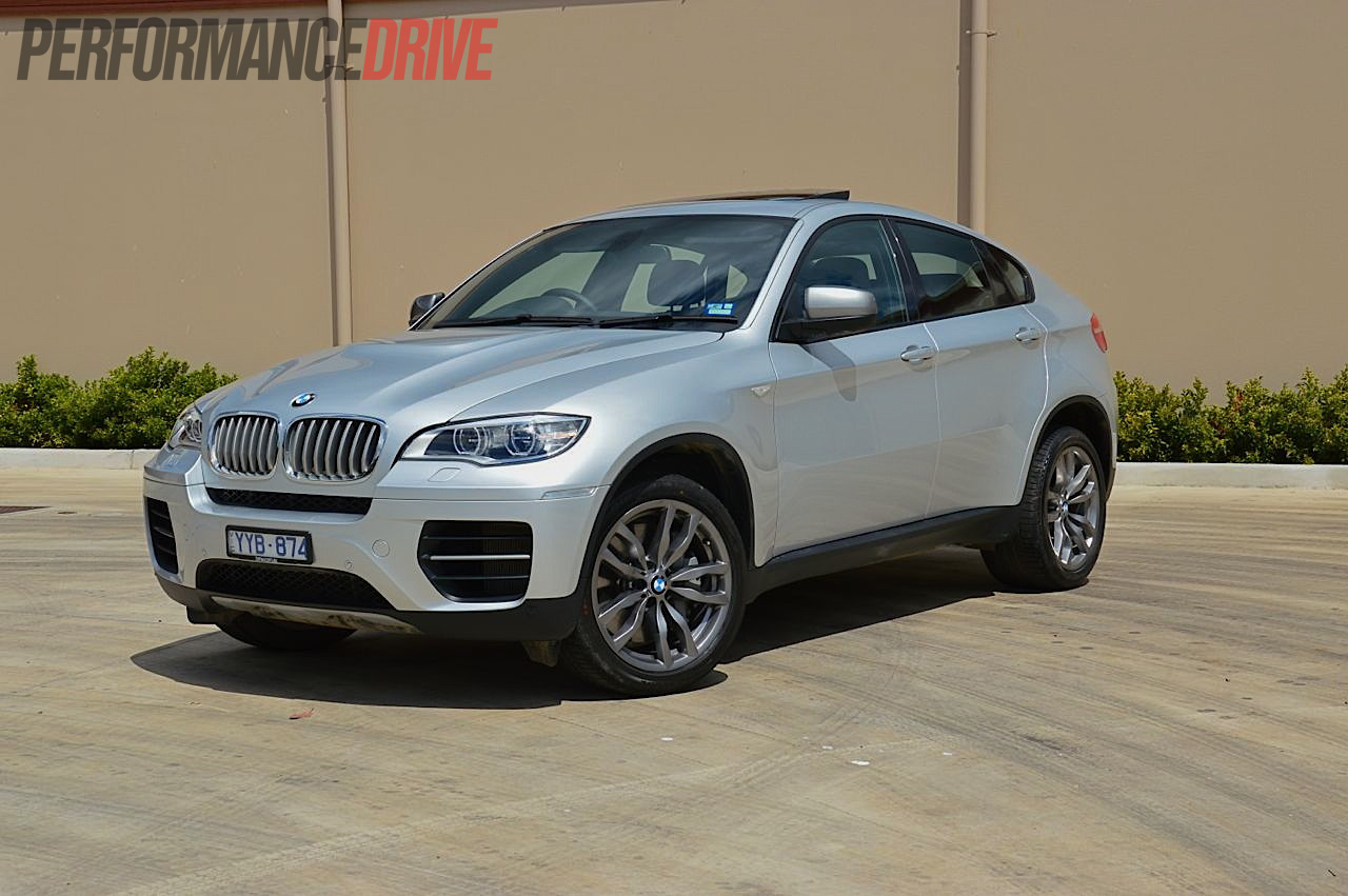 2012 Bmw X6 M50d Review Video Performancedrive