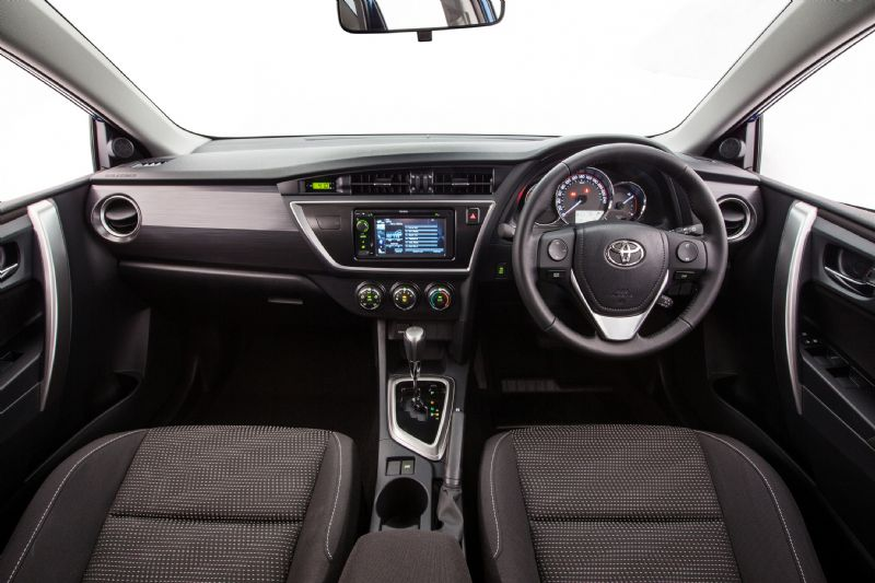 2012 Toyota Corolla Revealed On Sale In Australia From