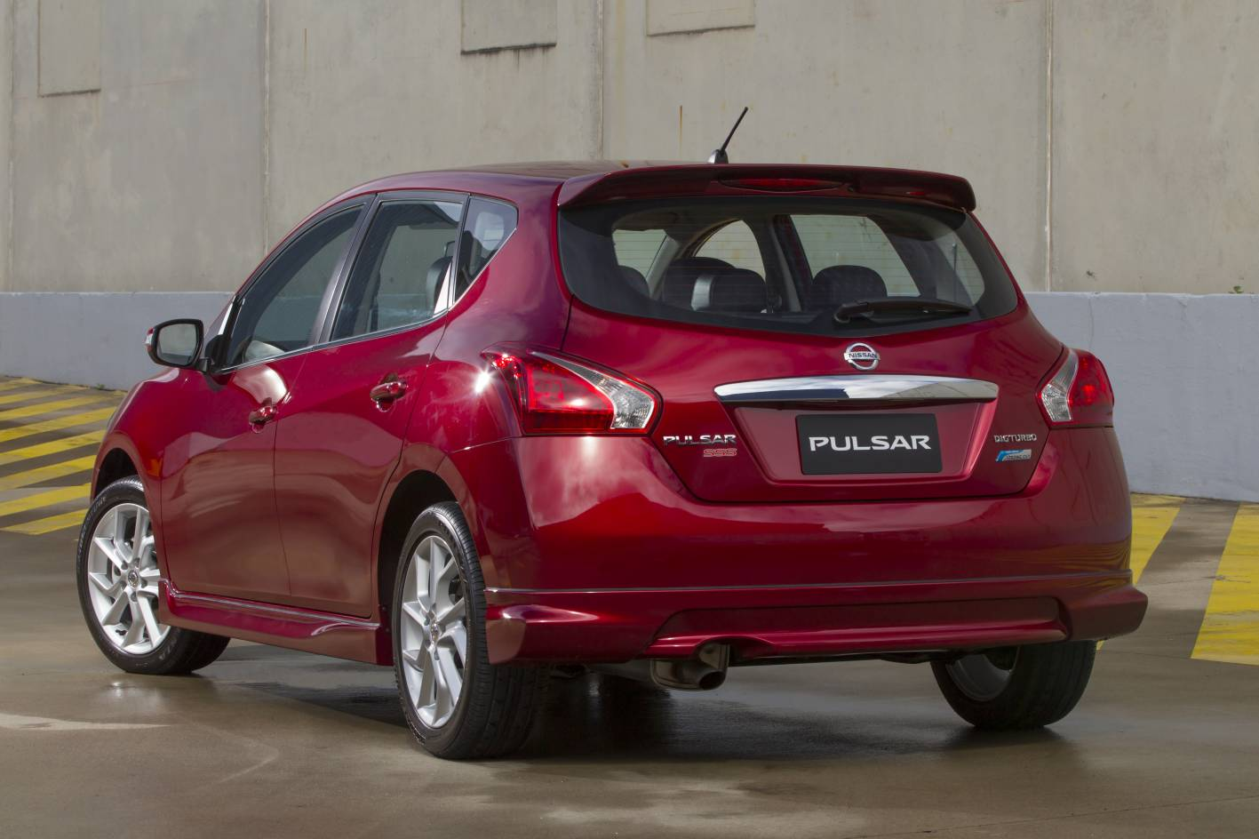 2013 Nissan Pulsar SSS revealed at 2012 Australian Motor ...