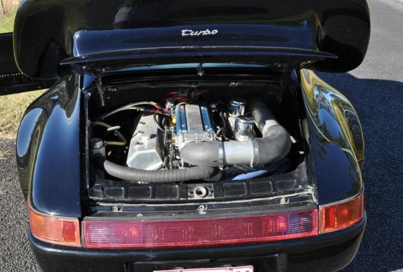 For Sale: 930 Porsche 911 with 350 Chev V8 conversion ...