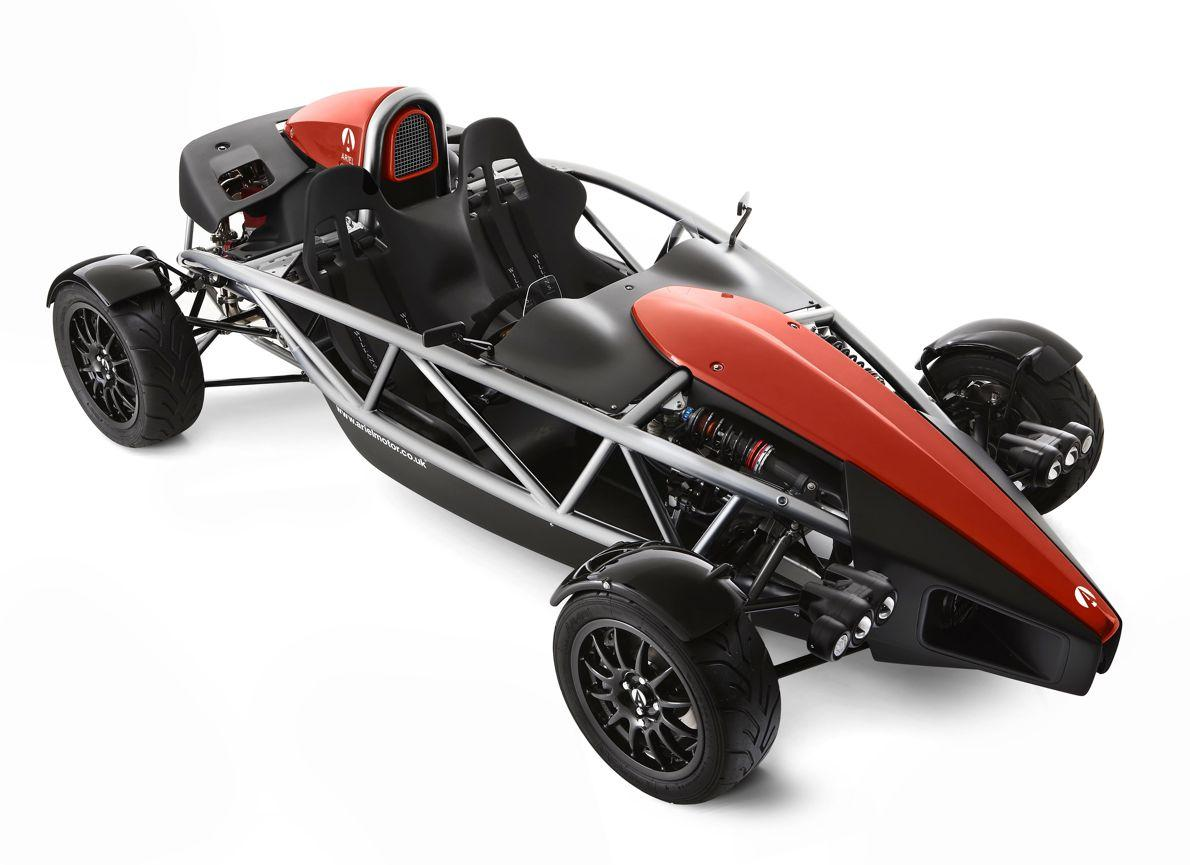 Ariel Atom 3 5 Gets Revised Suspension And Chassis