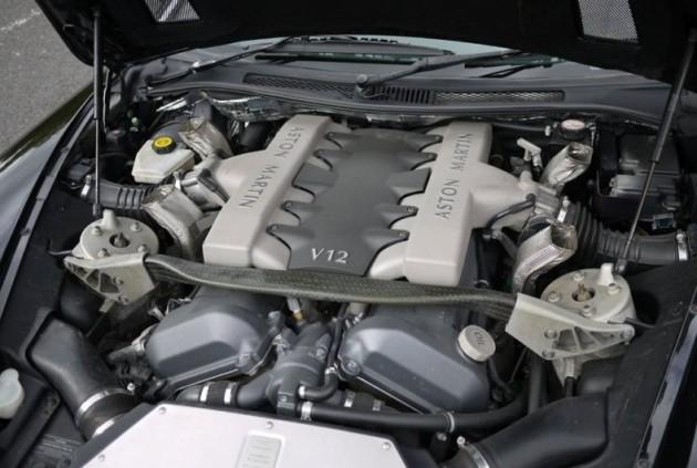 For Sale 2003 Aston Martin V12 Vanquish Performancedrive