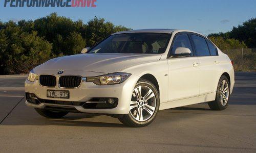 2012 BMW 320i Sport Line review (video)