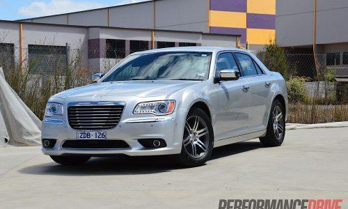 2012 Chrysler 300C CRD review (video)