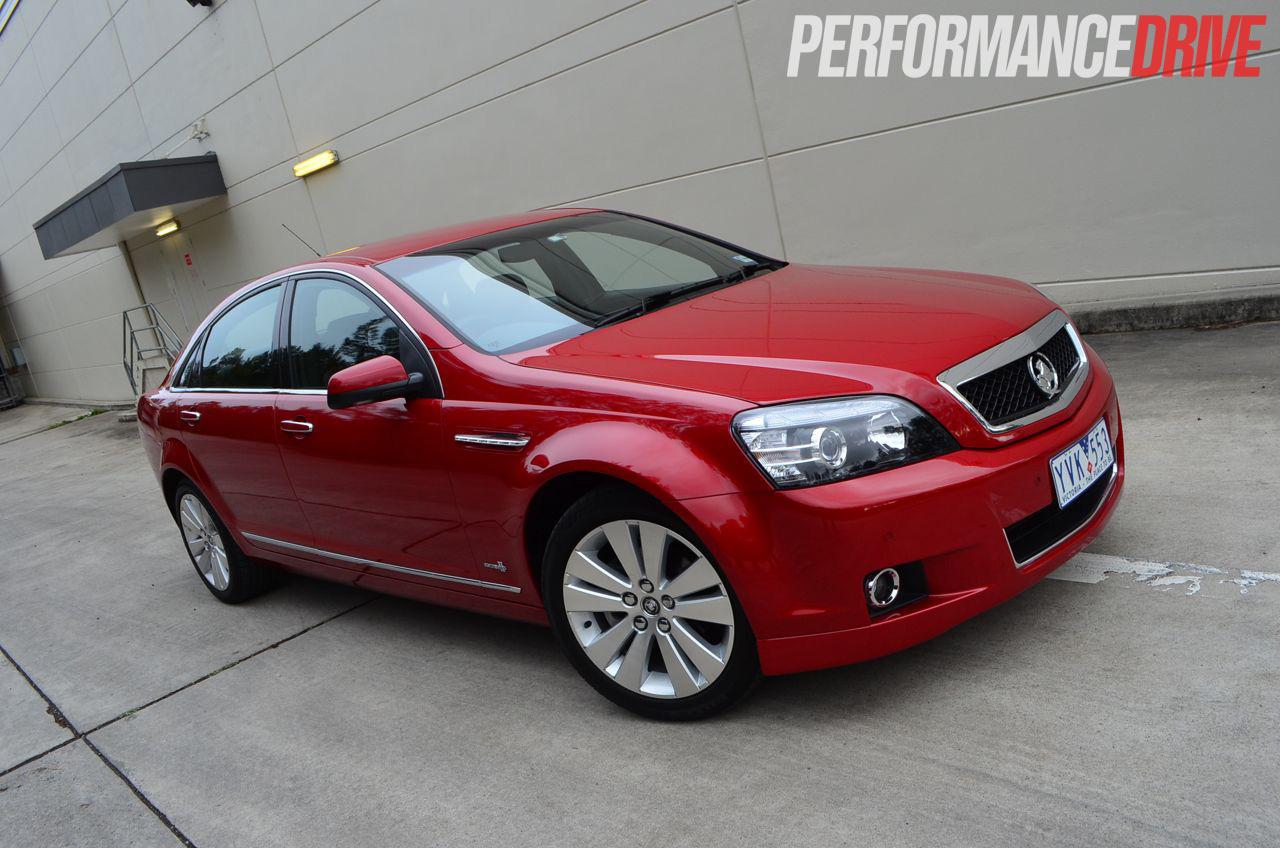 2012 Holden Caprice LPG review