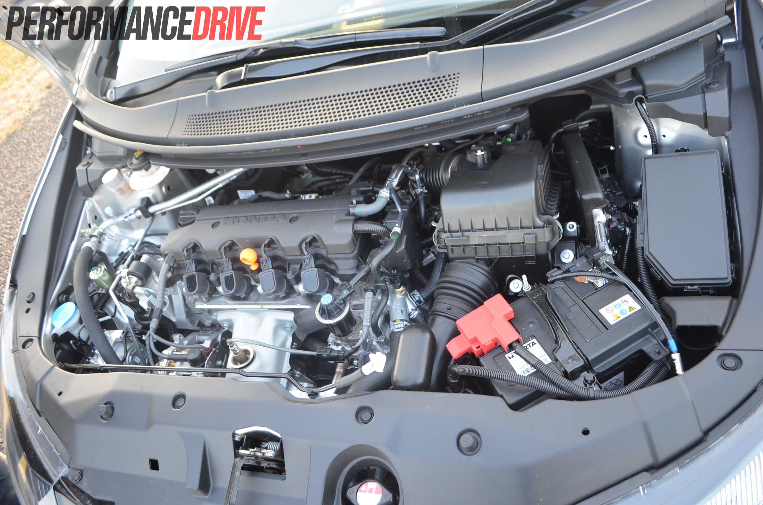 2012 Honda Civic VTi-S Hatch review (video) - PerformanceDrive