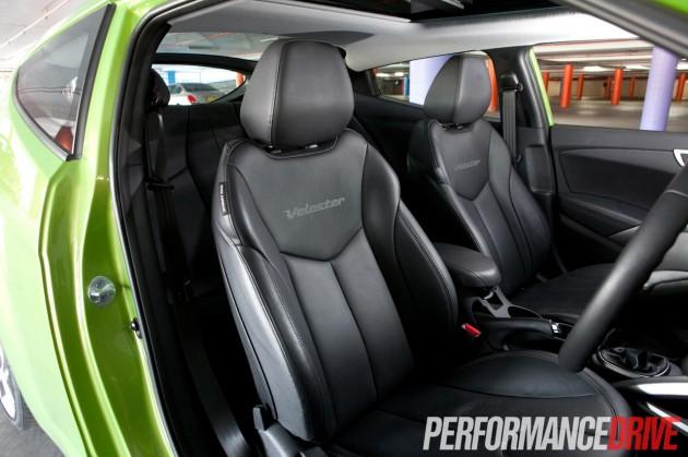 2012 Hyundai Veloster Plus Review Performancedrive
