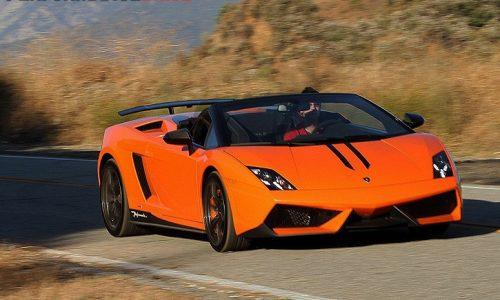 Lamborghini Gallardo LP 570-4 Spyder Performante review (video)