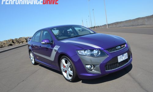 2012 FPV GT-P MKII review (video)