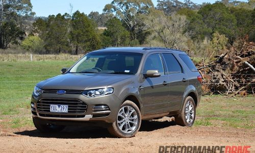 2012 Ford Territory Titanium TDCi RWD review (video)
