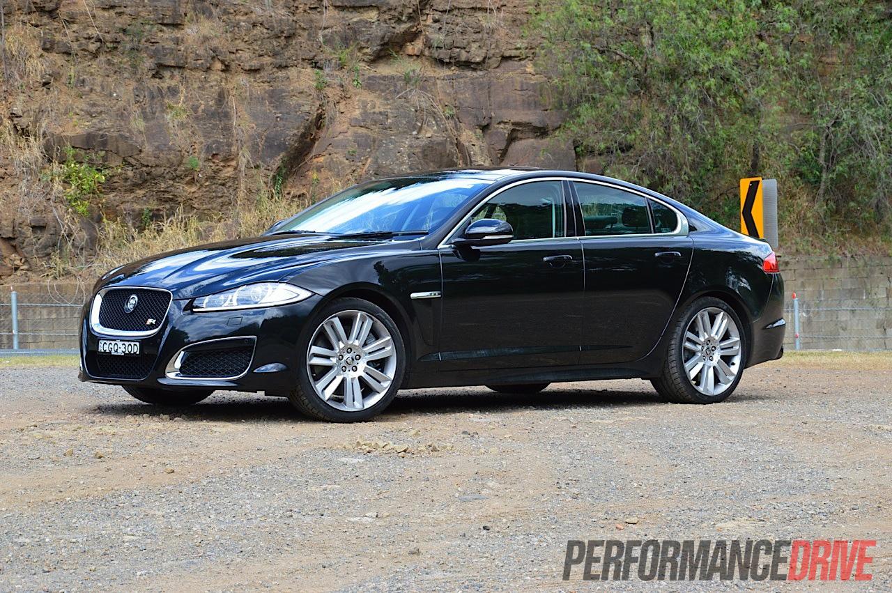 2012 Jaguar Xfr Review Video Performancedrive