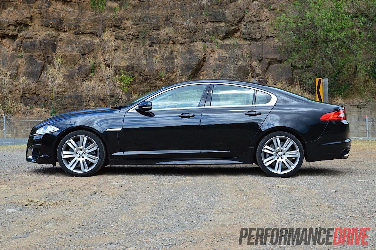 2012 Jaguar XFR review (video) - PerformanceDrive