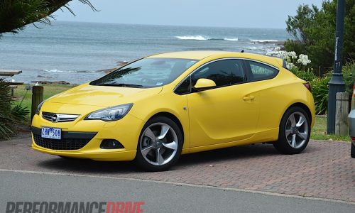 2012 Opel Astra GTC Sport review (video)