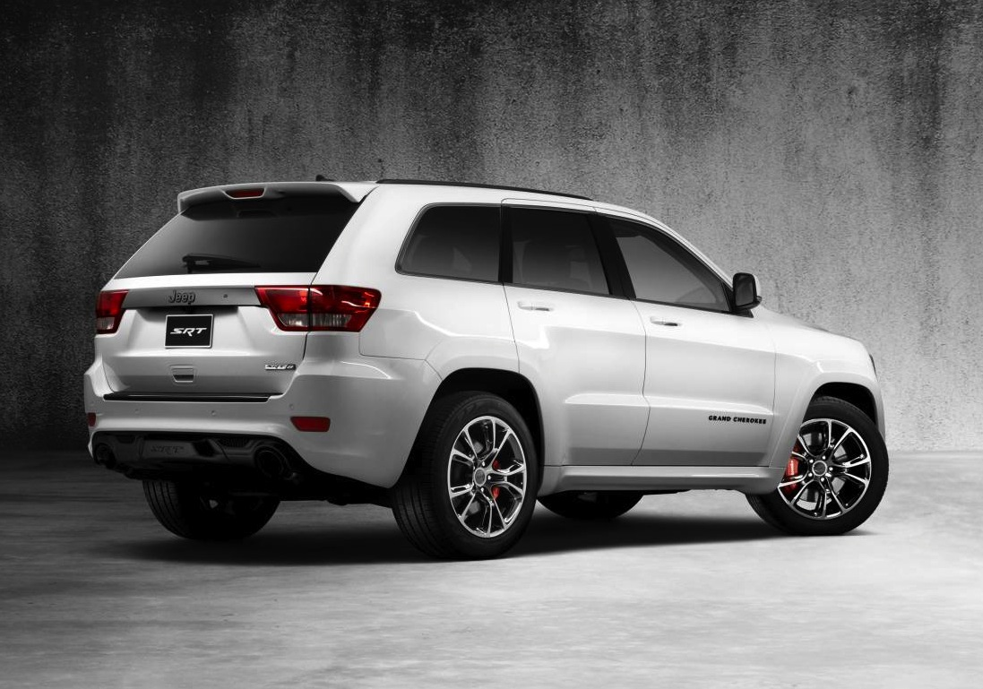 2013 Jeep Grand Cherokee SRT8 'Vapor' and 'Alpine ...