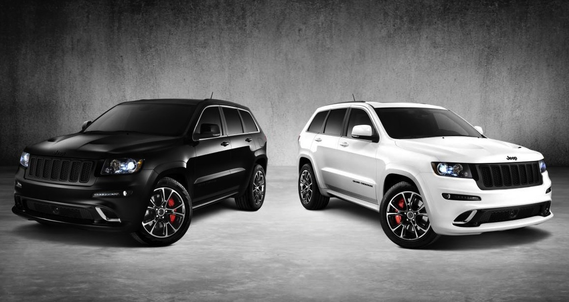 2013 jeep grand cherokee srt8 39 vapor 39 and 39 alpine 39 announced performancedrive. Black Bedroom Furniture Sets. Home Design Ideas