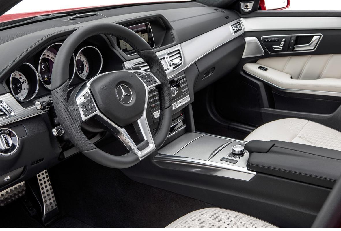 2013 Mercedes-Benz E-Class interior