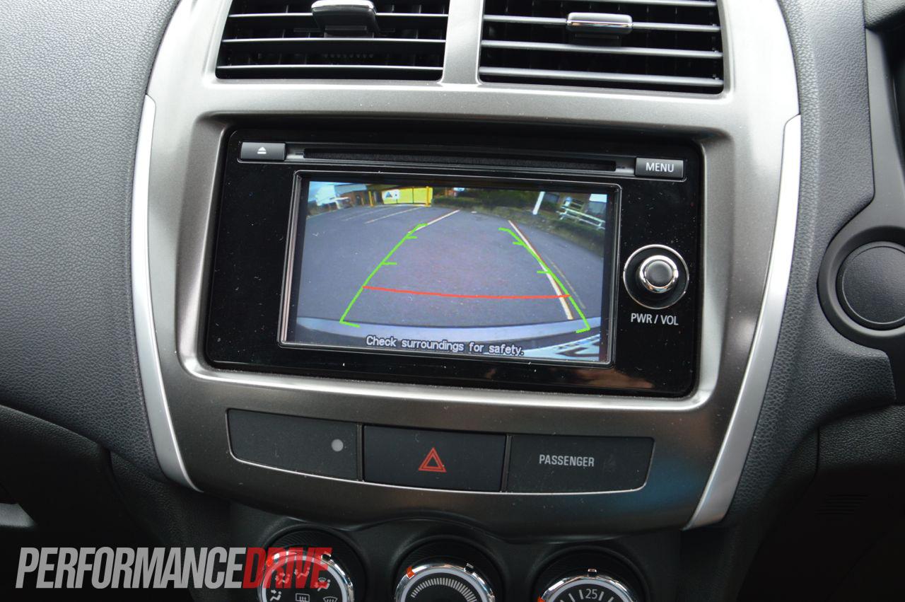 2013 Mitsubishi ASX 2WD Review