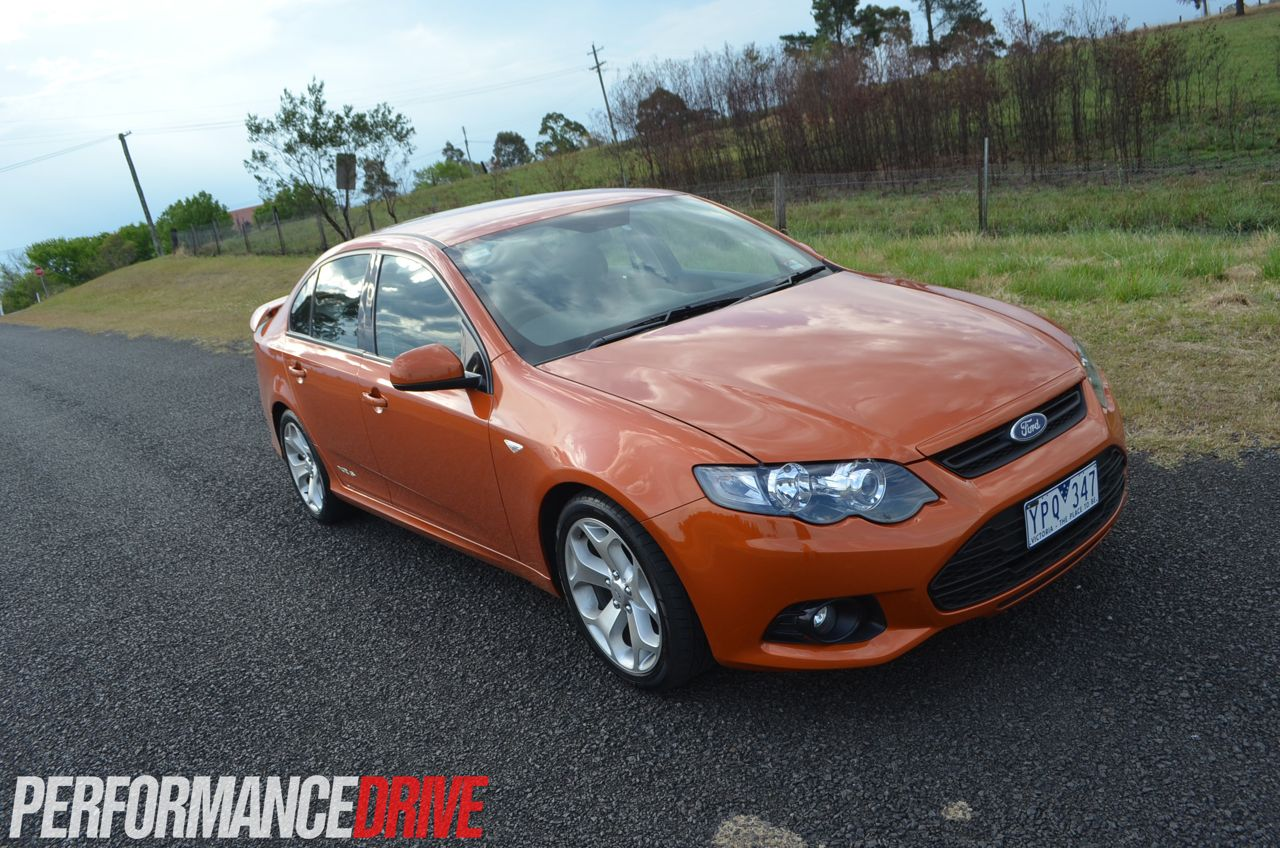 2012 Ford Falcon Xr6 Mkii Review Performancedrive