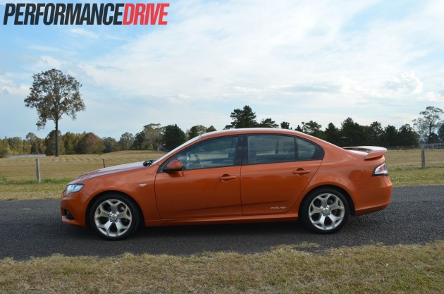 2012 Ford Falcon XR6 MKII review - PerformanceDrive