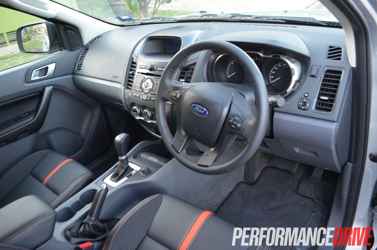 Ford Ranger Wildtrak review - PerformanceDrive