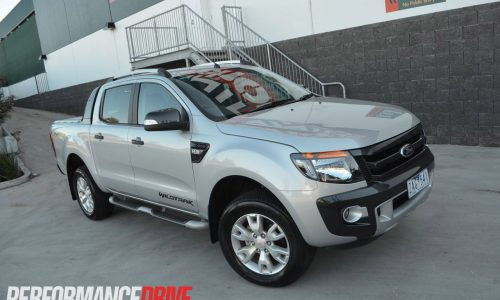 Ford Ranger Wildtrak review