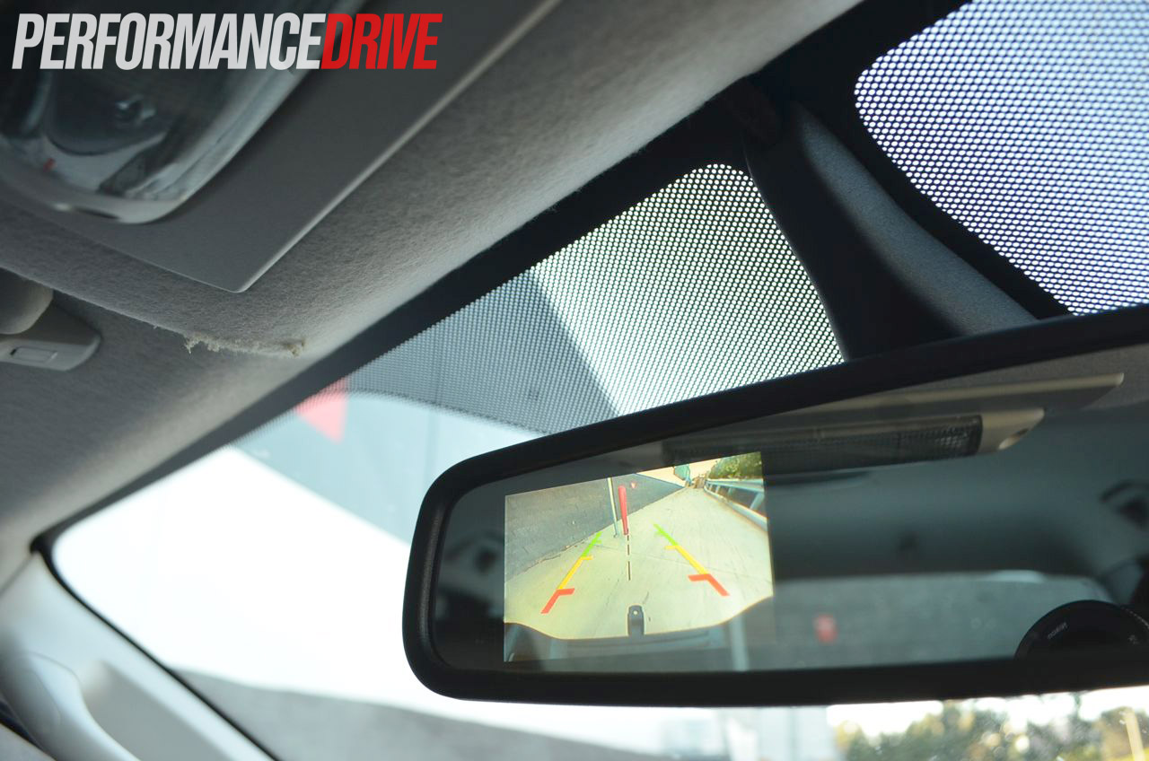 Aftermarket Backup Camera >> Ford Ranger Wildtrak review - PerformanceDrive