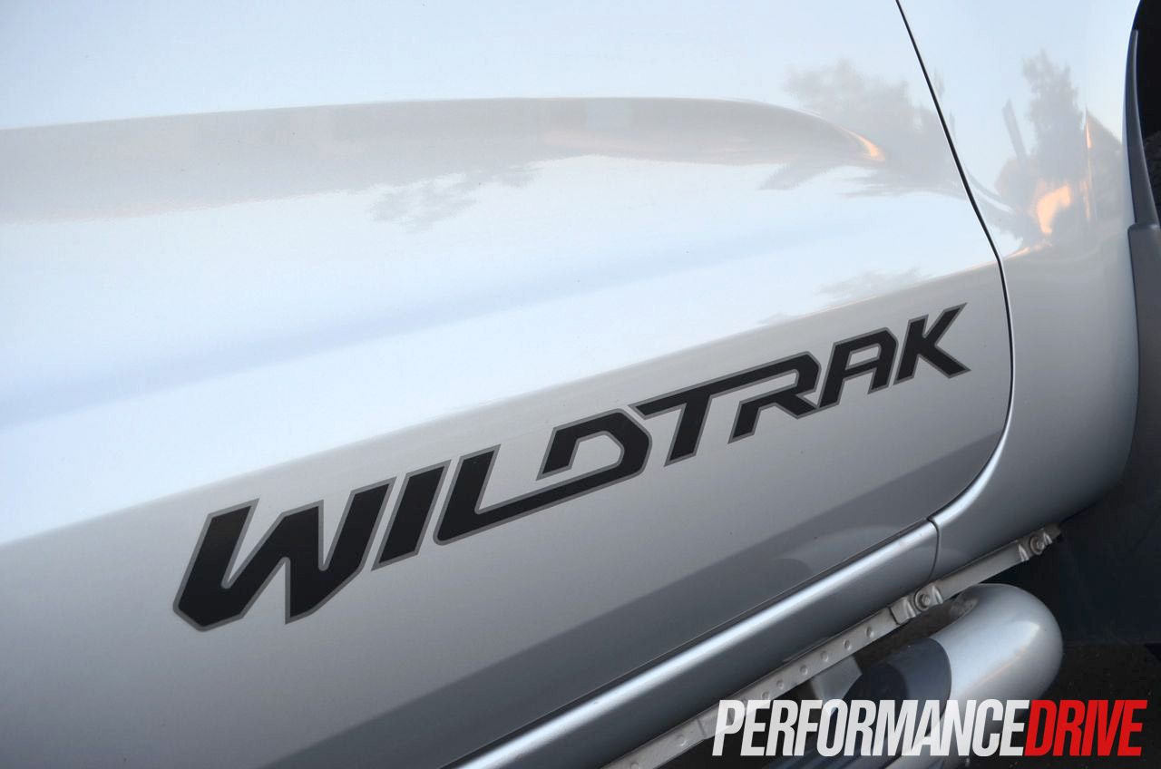 Ford Ranger Wildtrak review - PerformanceDrive