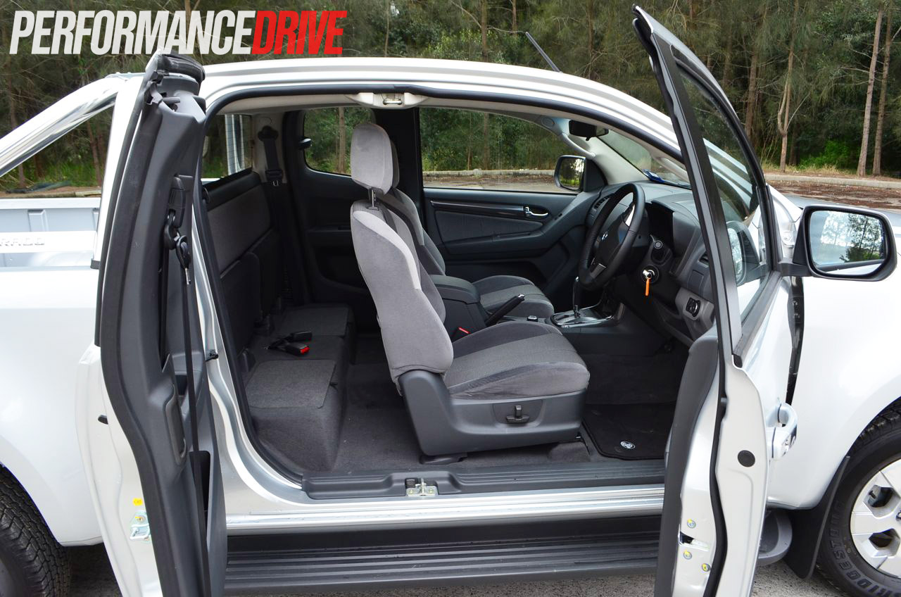 2012 Holden Colorado Ltz Review Performancedrive