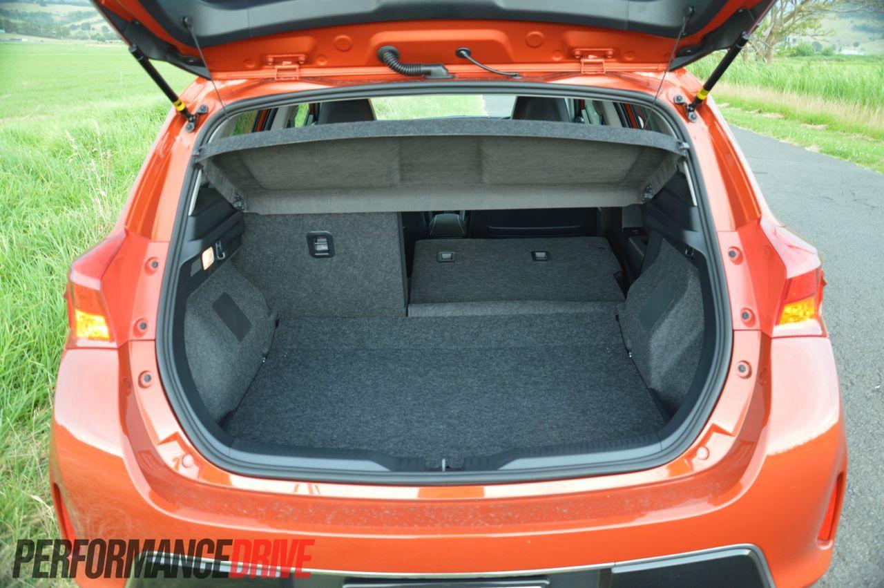 Toyota Corolla Levin Zr Boot Space on Fuel Tank Capacity 2019 Corolla