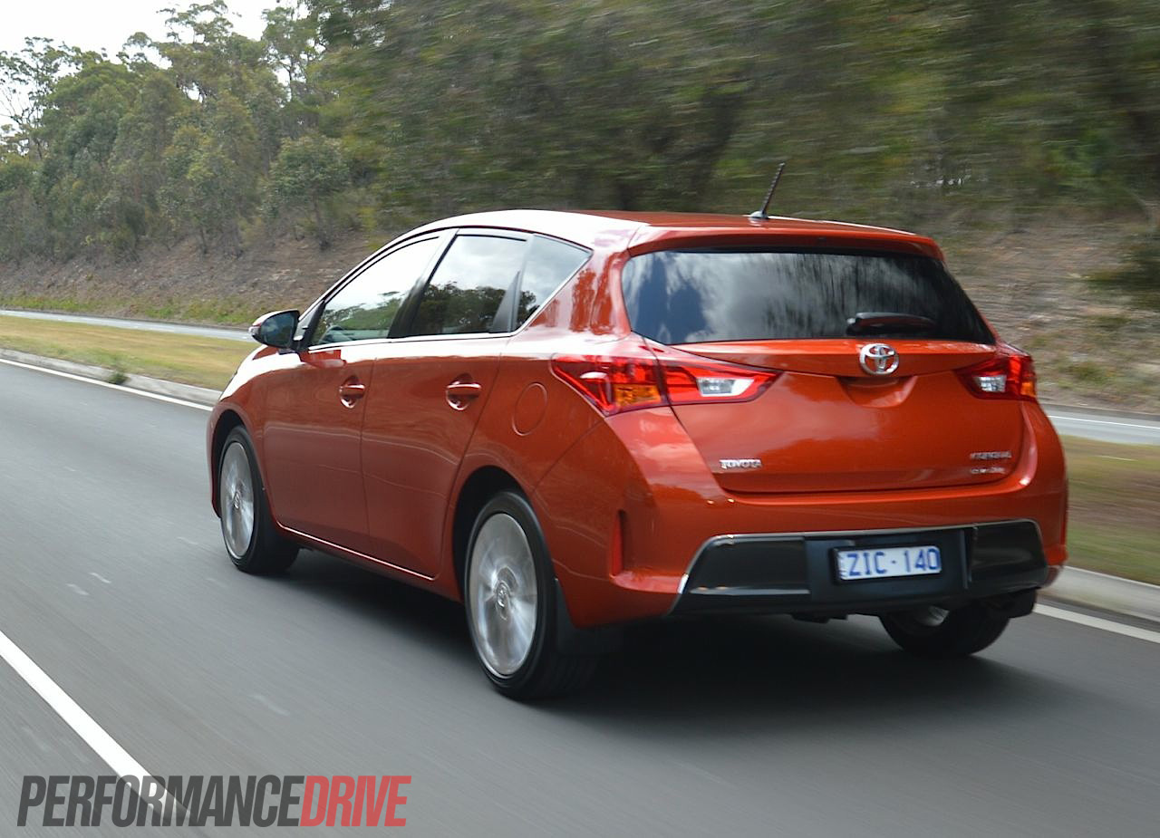 2013 Toyota Corolla Levin Zr Review Video Performancedrive
