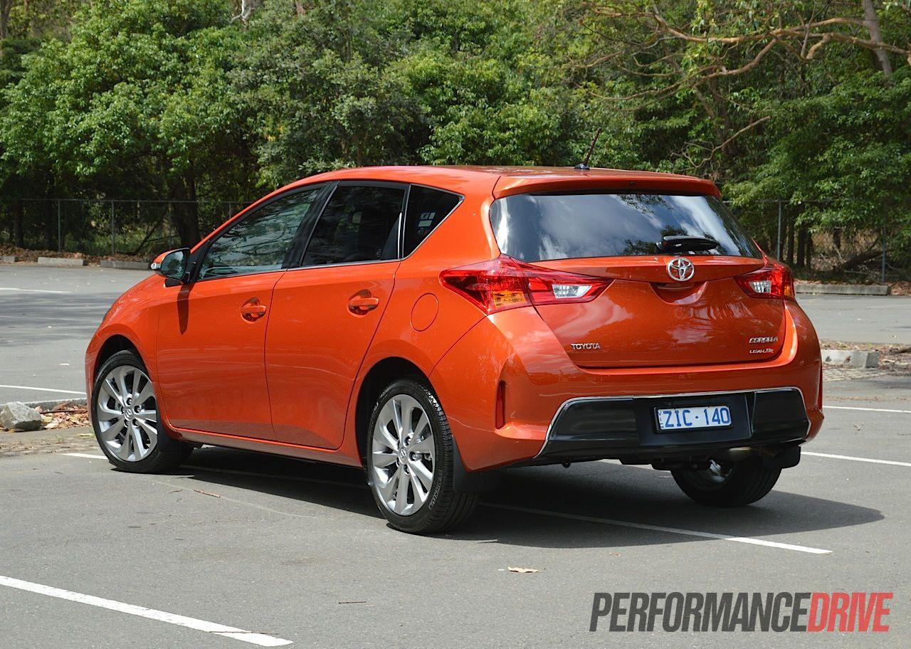 Toyota Corolla Levin Zr Rear on Fuel Tank Capacity 2019 Corolla