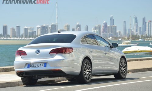2013 Volkswagen CC 125TDI review (video)