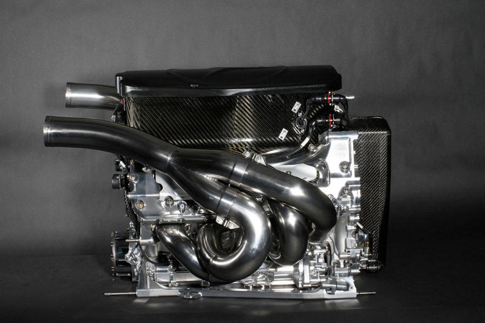 2014 Mercedes-Benz F1 1.6-litre turbo V6 revealed ...