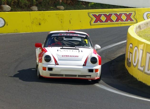 GP EXEC Porsche 911 hire